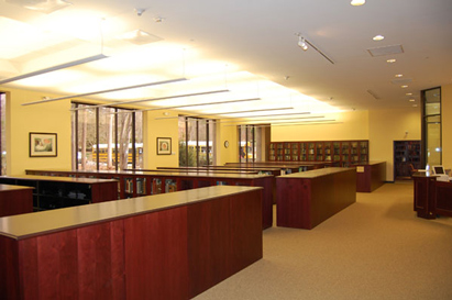 Cherokee-Garden-Library